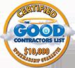 Certified Good logo
