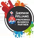 Sherwin Williams Preferred Partner logo