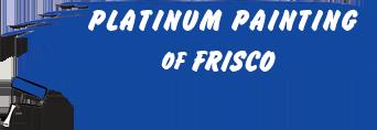 Platinum Painting of Frisco logo